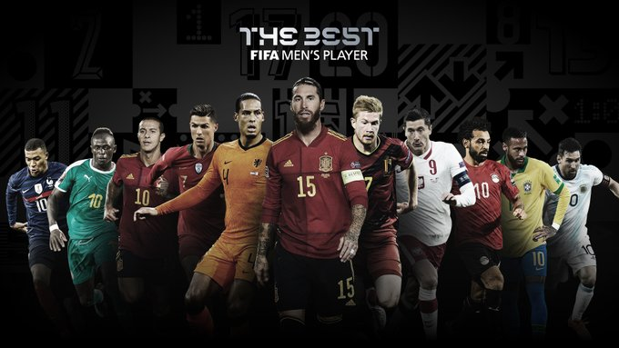 FIFA the best